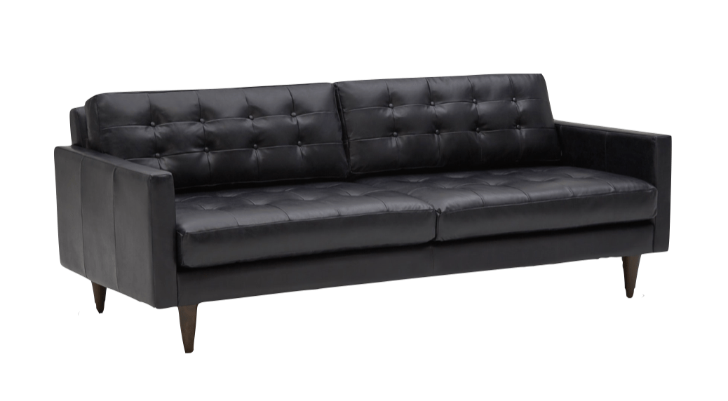 crate and barrel verano sofa sectional sleeper bed roundup top picks room sauce ii slope arm this got a rating from the apartment therapy squad i can see why