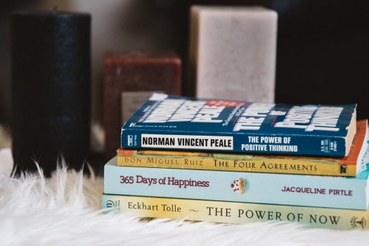 Personal Development, Spirituality and Business Books for 2019