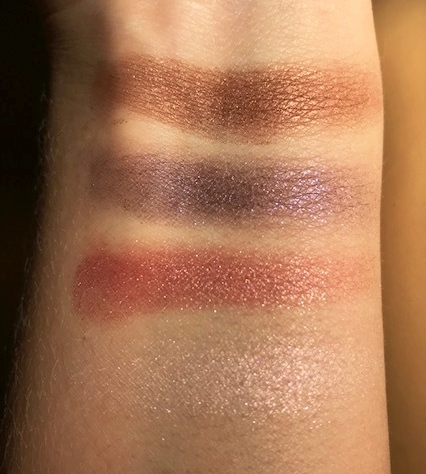 Eyeshadow Swatches