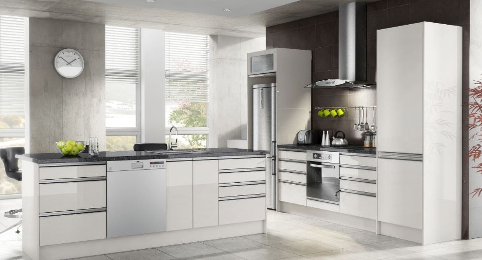 european kitchens kitchen furniture everything and the sink junction magazine leafing through home magazines or swiping among pinterest can draw your attention to swankiest of who doesn t love white on