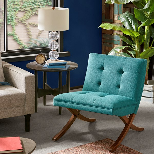 teal accent chair fold up lawn chairs aviva miller s home furnishings 1 jpg