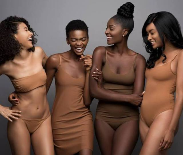 Fashion Finds The Naked Collection By Nubian Skin Nude Intimates For