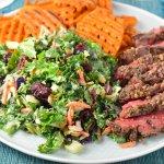 10 Minute Dinner Series Oven Flank Steak Carolyn Williams Phd Rd