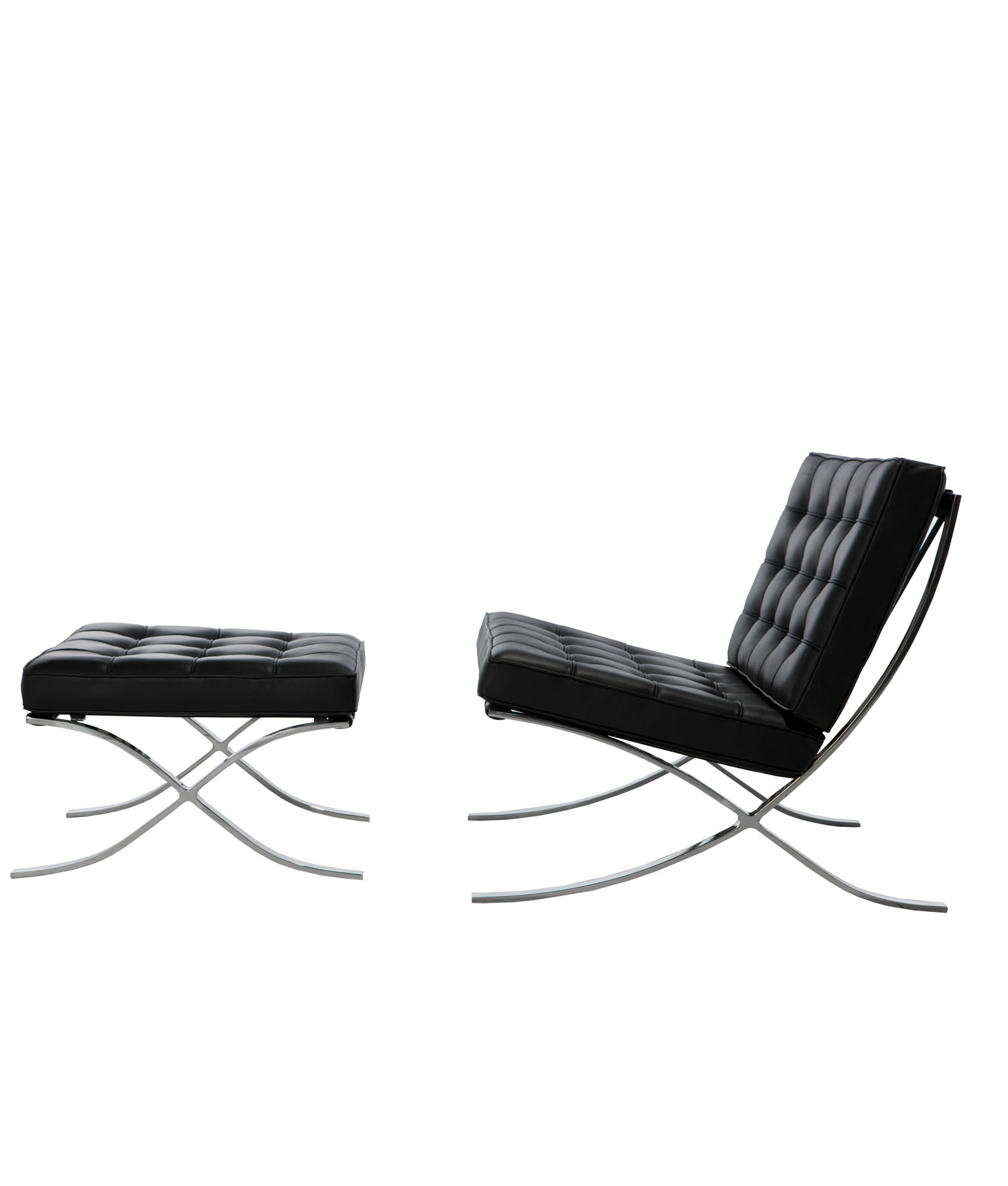 mies van der rohe barcelona chair stool office style and ottoman ireland exclusive