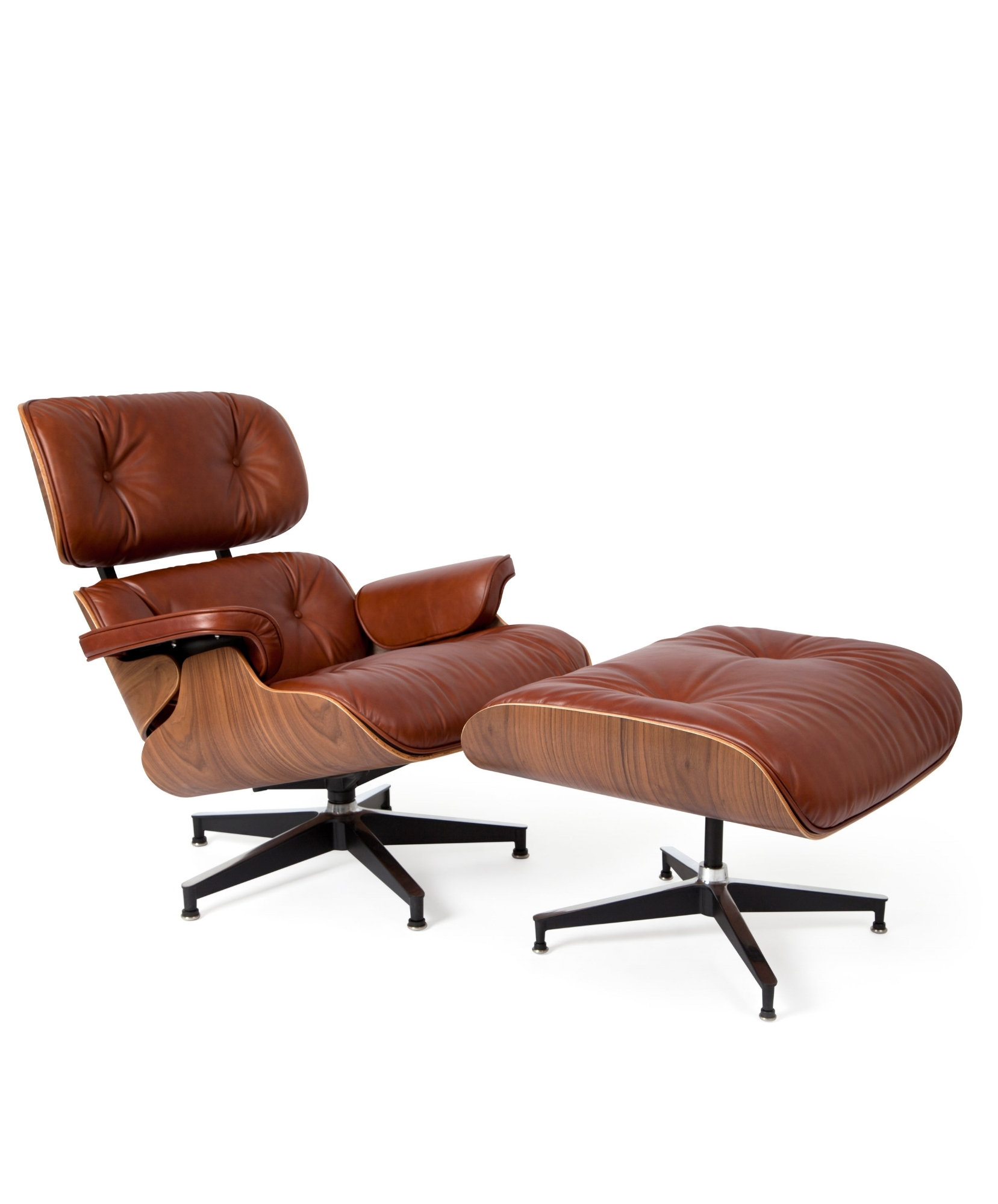 Eanes Chair Eames Style Lounger And Ottoman Ireland Exclusive