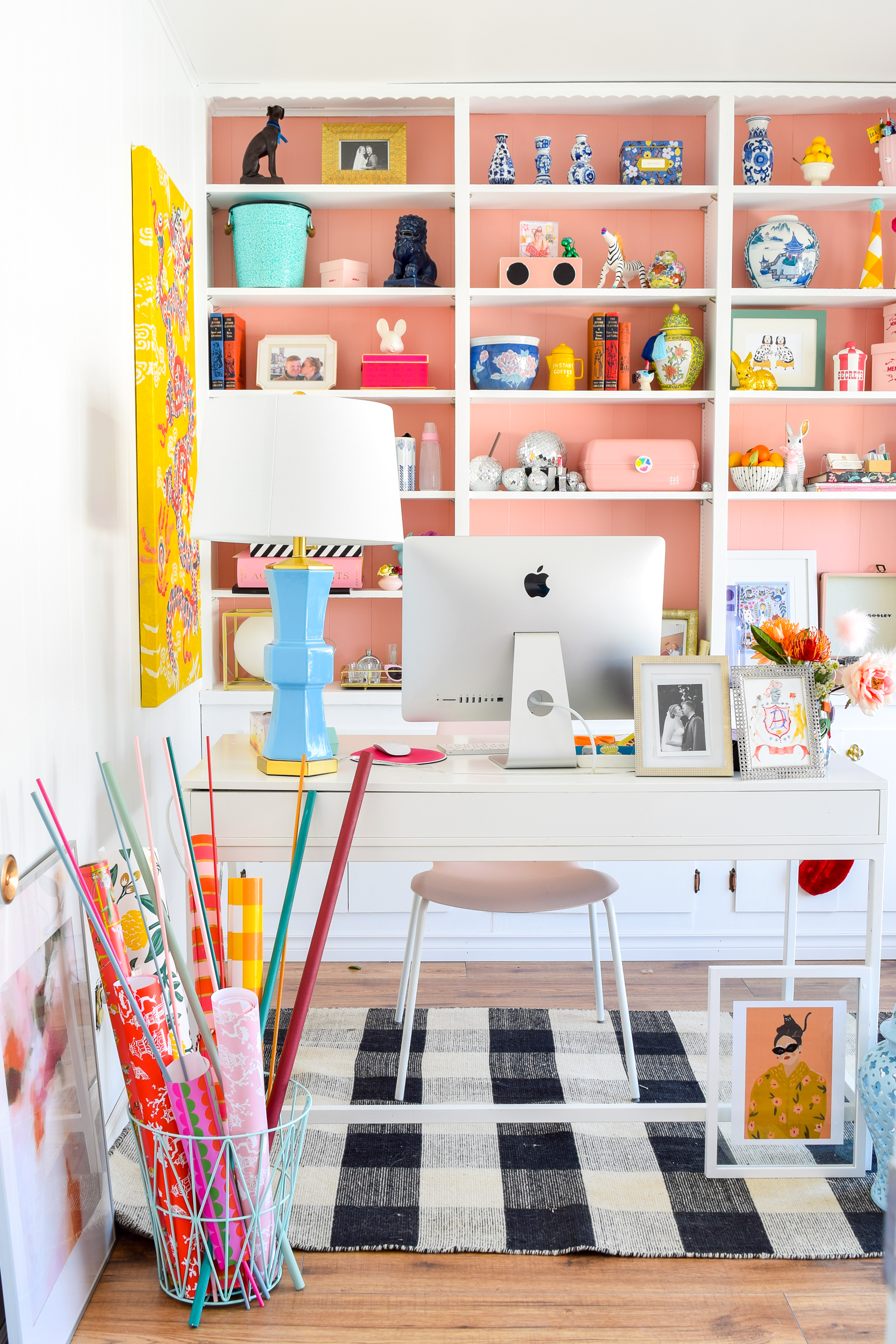 How To Turn A Small Space Into A Dream Craft Room Workspace On A Budget T Moore Home Design Diy And Affordable Decorating Ideas