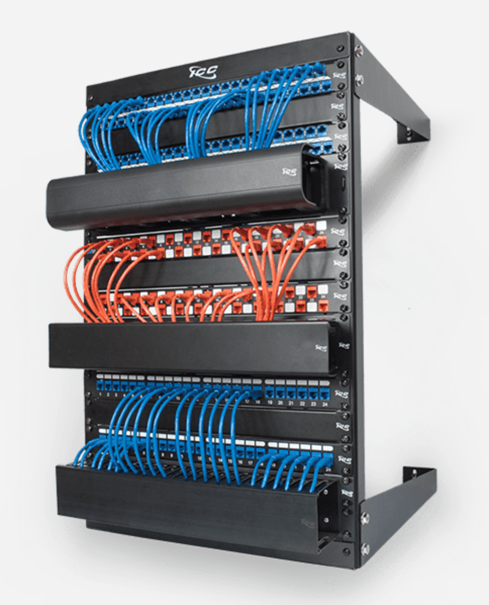 hight resolution of when customers begin looking for a fully integrated home or business that includes a variety of subsystems the process starts by designing a wiring