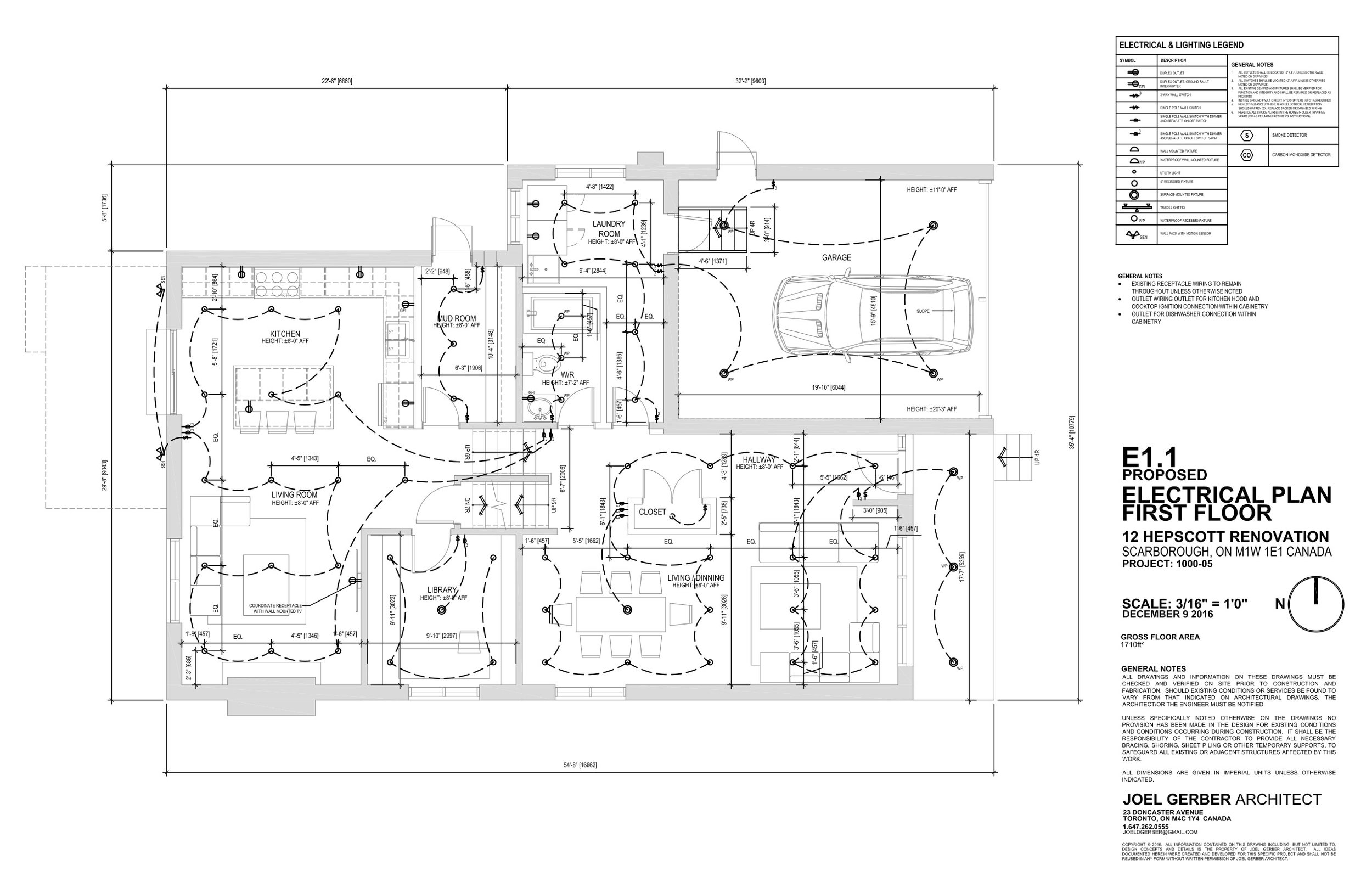 hight resolution of drawing electrical plan