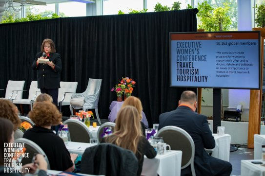 Travel Industry Executive Women's Conference