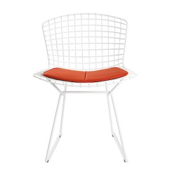 Bertoia Side Chair Babies R Us High Cover Knoll Mod Catskills