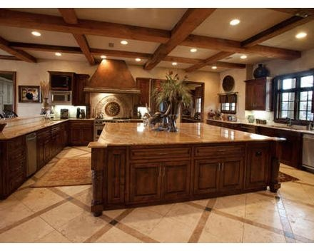 kitchen island large terry cloth towels designing a heather hungeling design to be fair designers who have committed this offense i will say that sometimes client really associates these square islands with