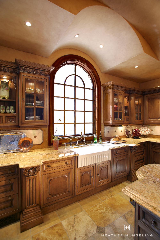Best Kitchen Gallery: Adair Place Project Kitchen Heather Hungeling Design Luxury of Luxury Tuscan Kitchens on rachelxblog.com
