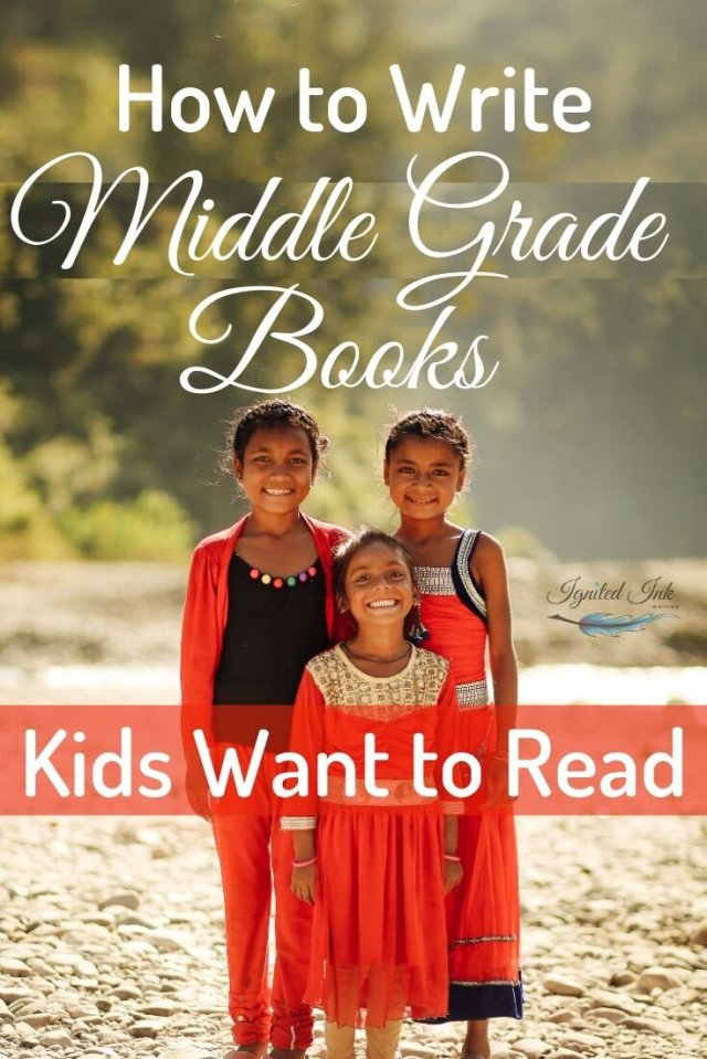 How to Write Middle Grade Stories Kids Want to Read — Read Blog