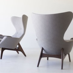 Adrian Pearsall Chair Designs Felt Pads For Legs S Modern Wing The Modernist Collection