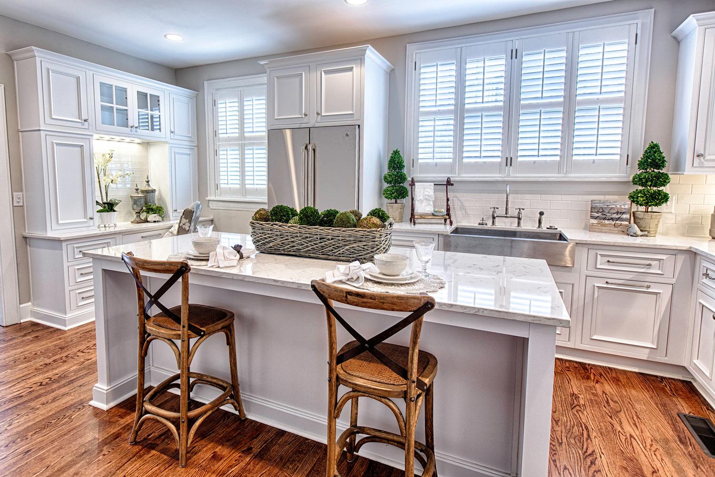 Award Winning Kitchen Design — Toulmin Cabinetry & Design