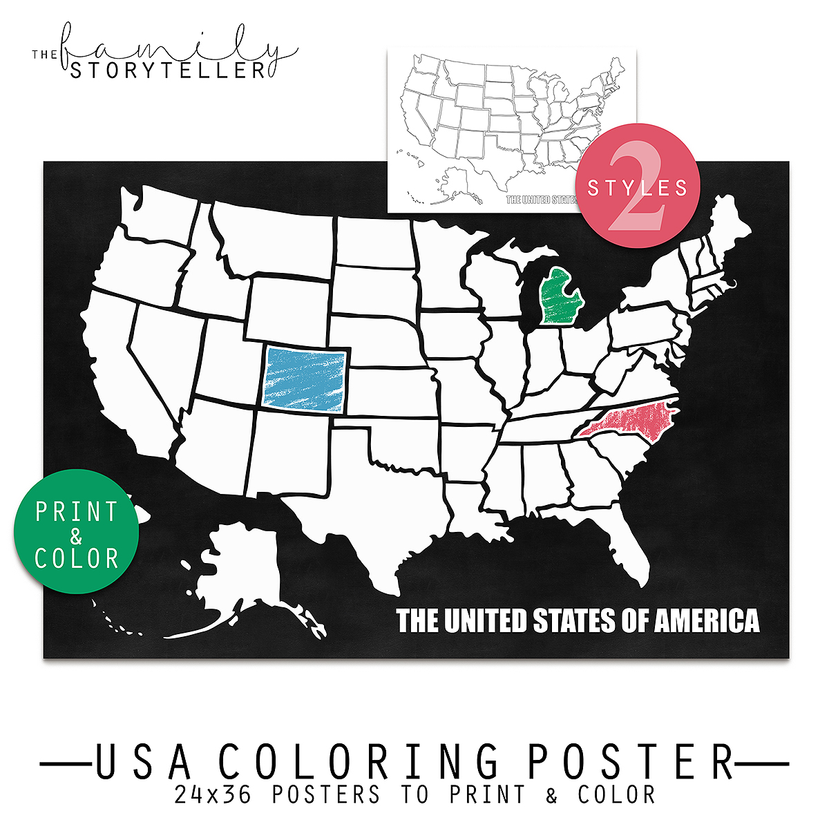 print color posters the