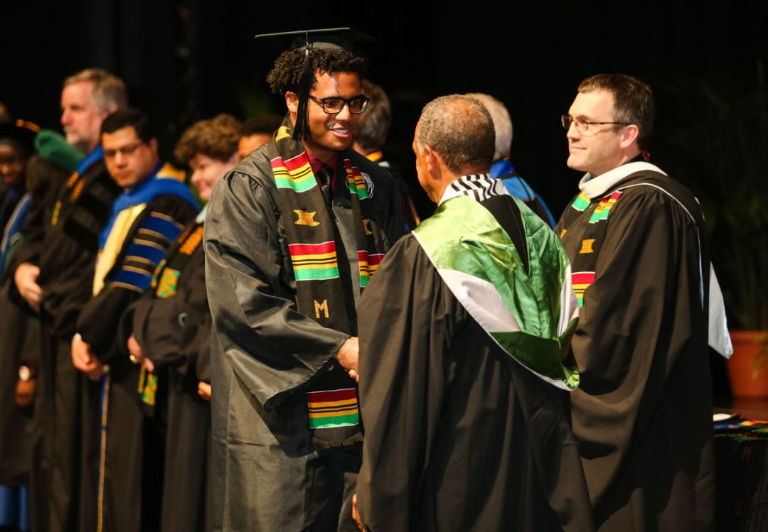 """""""Donning of the Kente"""" Ceremony"""