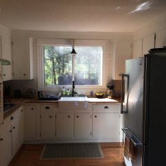 Kitchen Linoleum Traditional Cabinets If You Can T Stand The Get It Out Of Bedford Lizzie After3 Jpg