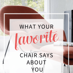 Design Chair For You Luxury Table And Chairs Types Of What Your Favorite Says About