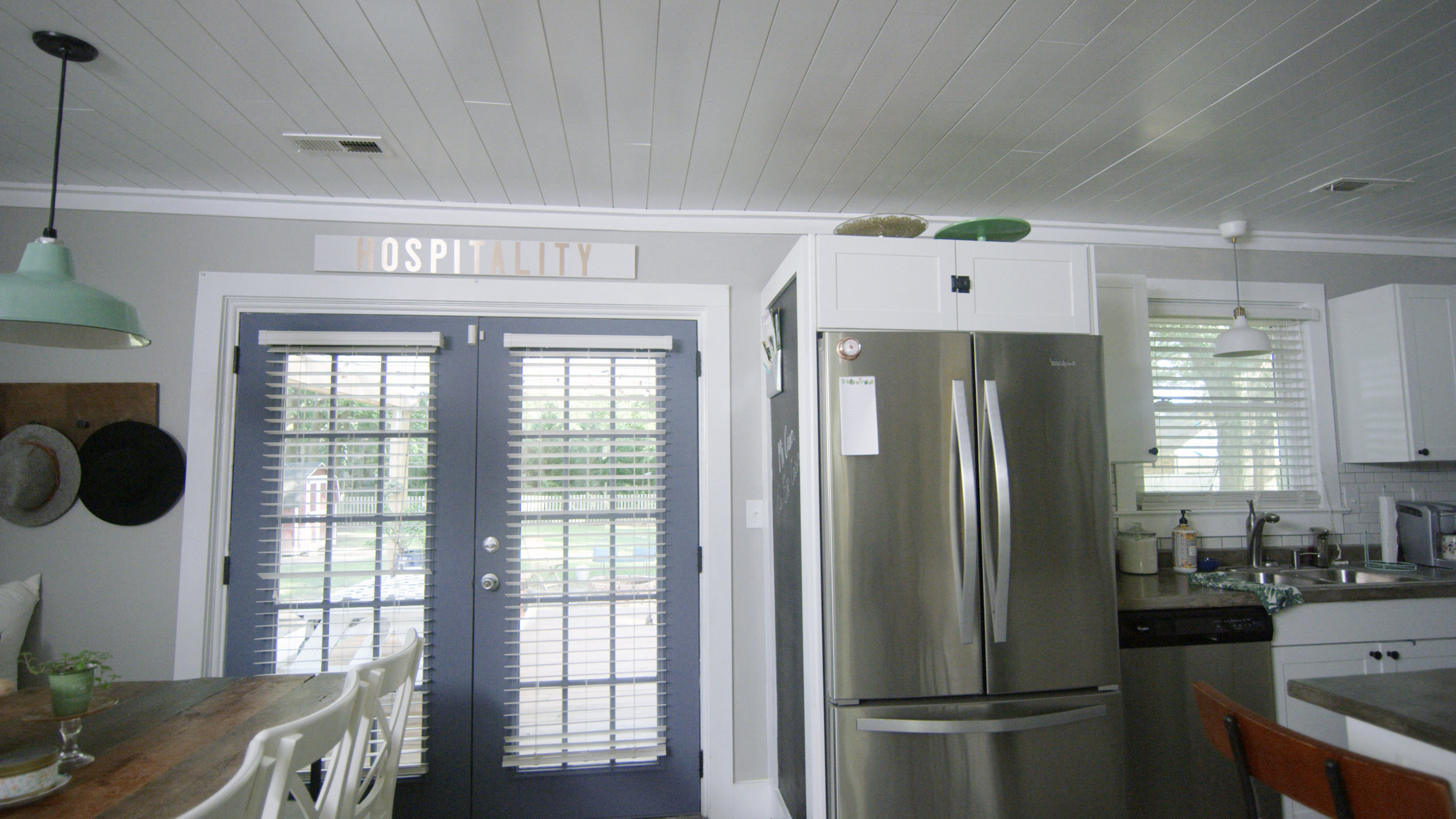 Shiplap Ceiling Pictures