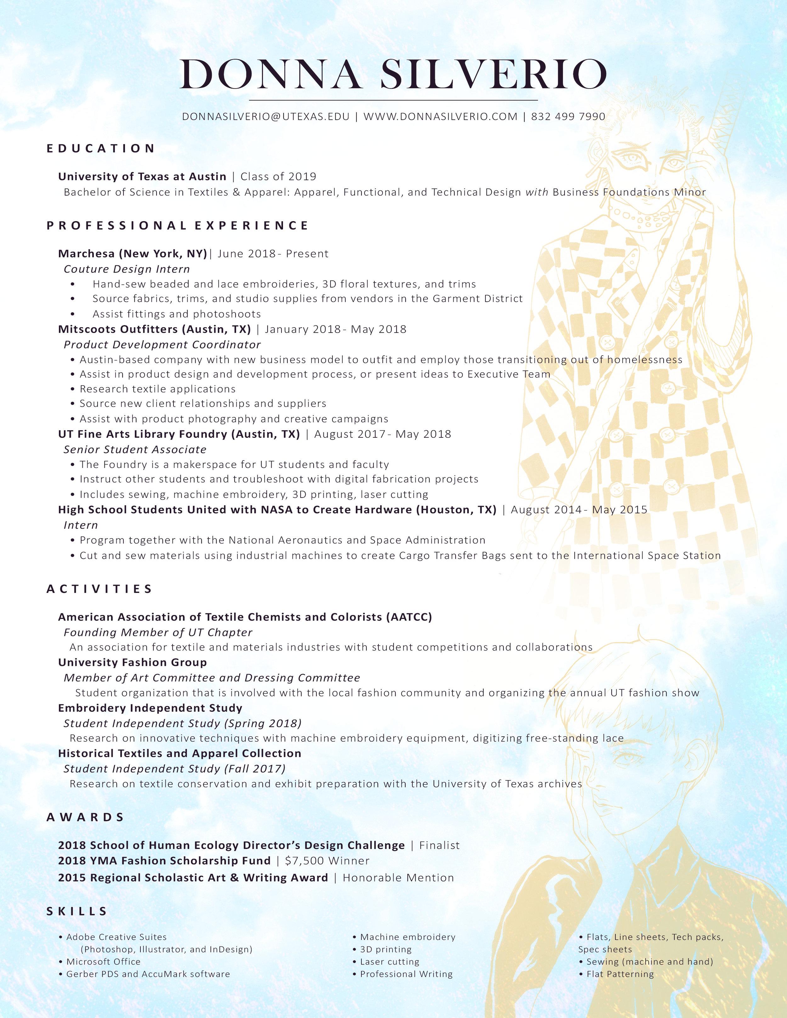 Download: Pdf Resume