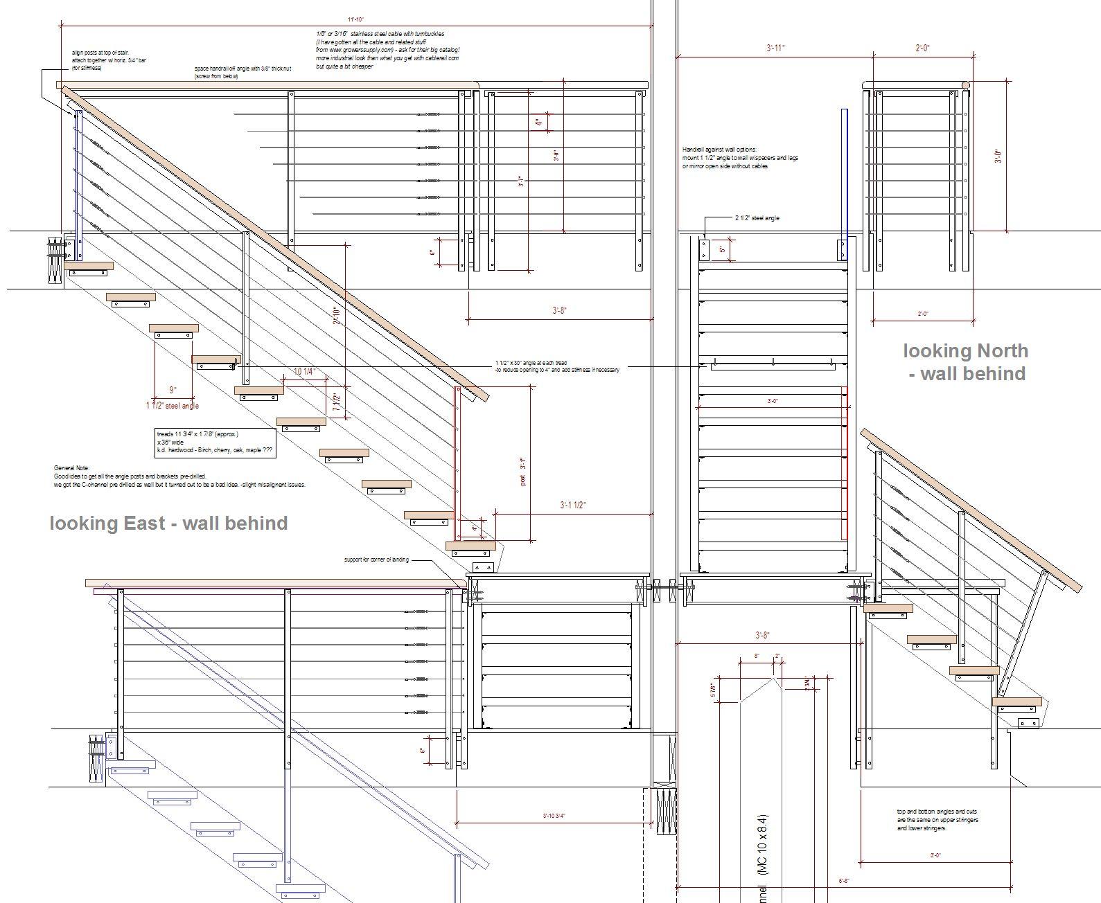medium resolution of more steel stairs