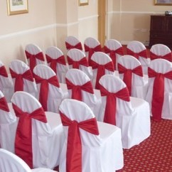 Rent Tablecloths And Chair Covers Office Eames Miscellaneous Rentals Polyester Cover With Sash