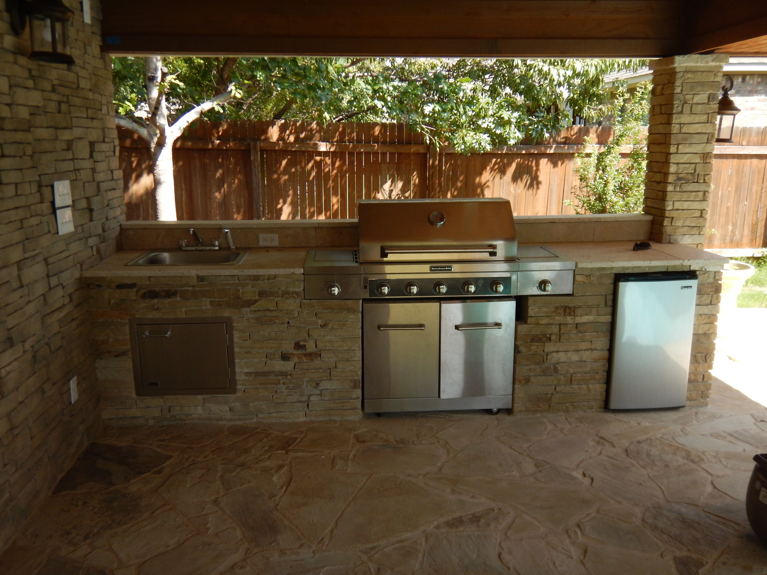 summer kitchens how to replace kitchen countertops loy custom pools