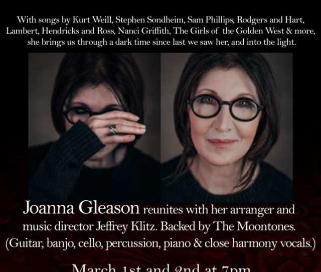 Call Redialed New Joanna Gleason Video Interview Out Of The Eclipse At