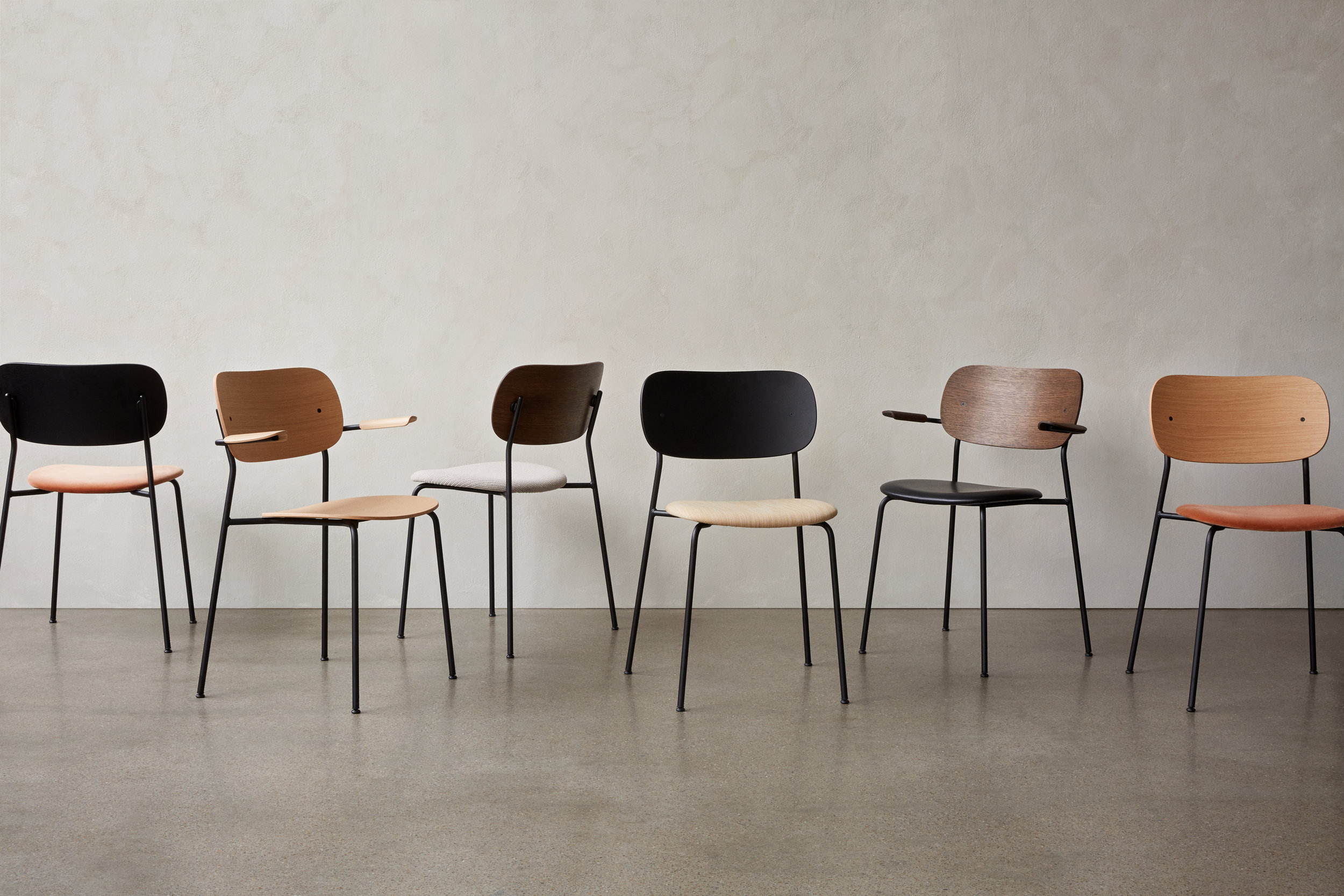 co design office chairs knee support chair meet the perfect crioll lab menu modern furniture scandinavian home