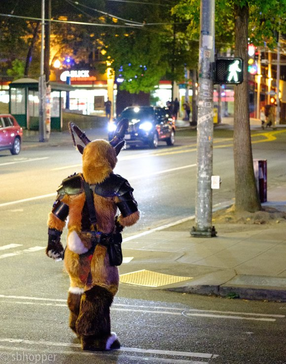 Capitol Hill Seattle cosplay costume mythical