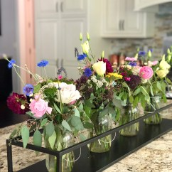 Long Kitchen Island Travel Trailers With Rear Let S Go Shopping For Or Table Centerpieces Metal Runner Tray Centerpiece Farmhouse Redefined Com