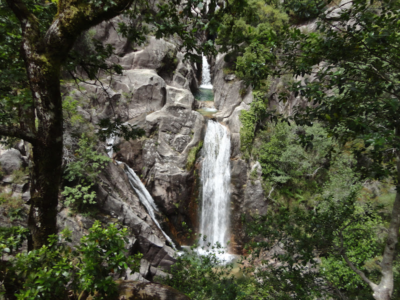Waterfall in Geres National Park