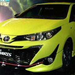 Kekurangan All New Yaris Trd Interior Agya 2018 Fitur Melimpah Tanpa Kumis Lele Review Toyota Mobil Jpg