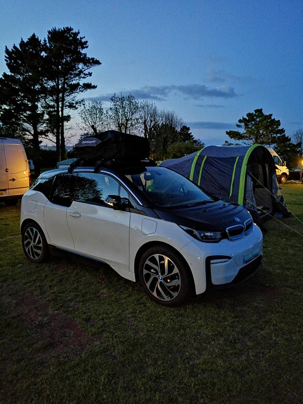 this week s volt a bmw i3 ev camping trip vw i d tesla model 3 order news