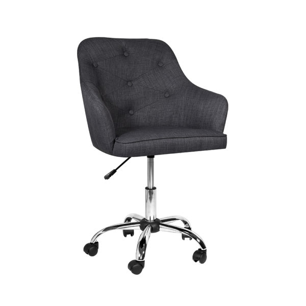 office chair toronto best buy chairs karmeli linen modern and contemporary home furniture store rk royal design