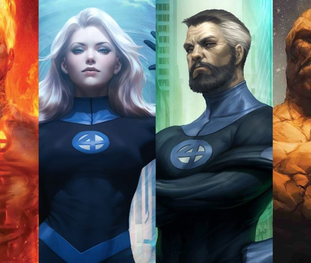 Fantastic Four 1 The Greatest Adventure Of All