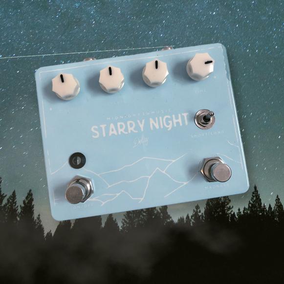 starry night delay midnight
