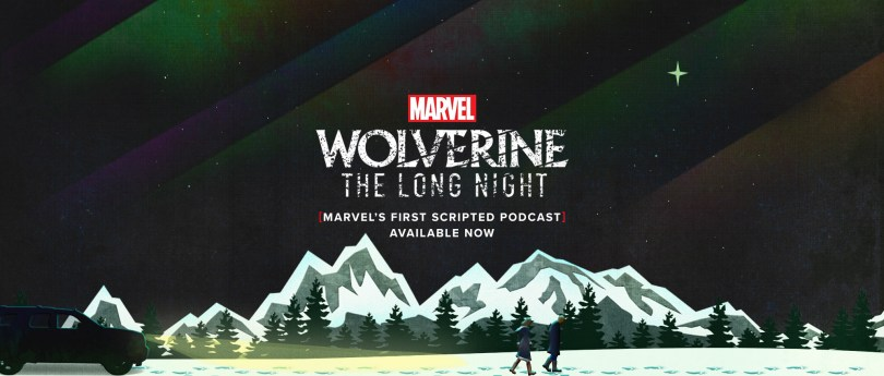 Wolverine: The Long Night - cover image