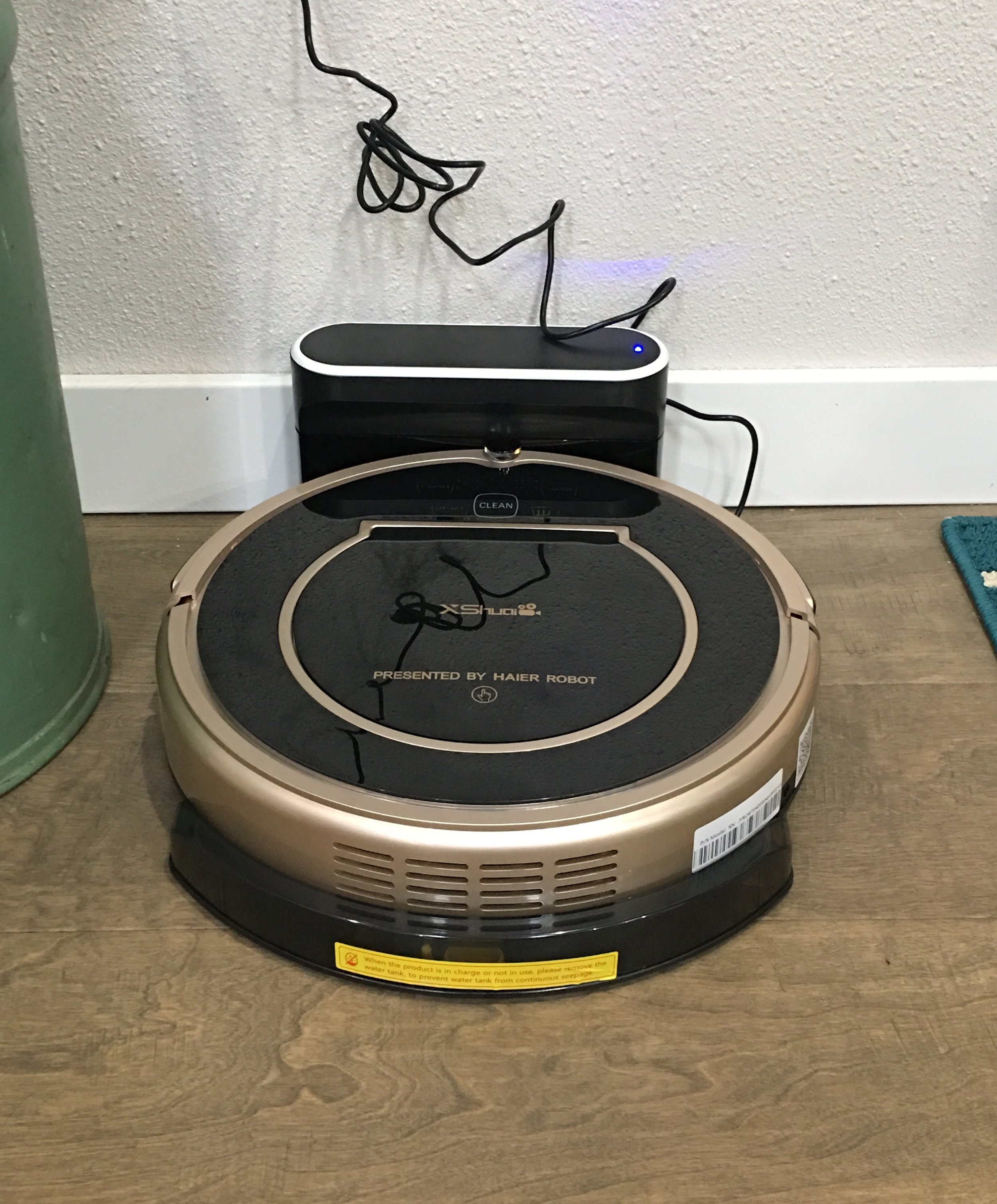 roomba knockoff review xshuai