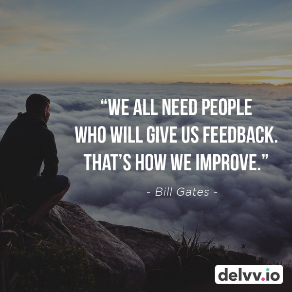 9 Famous Quotes Feedback With Delvv