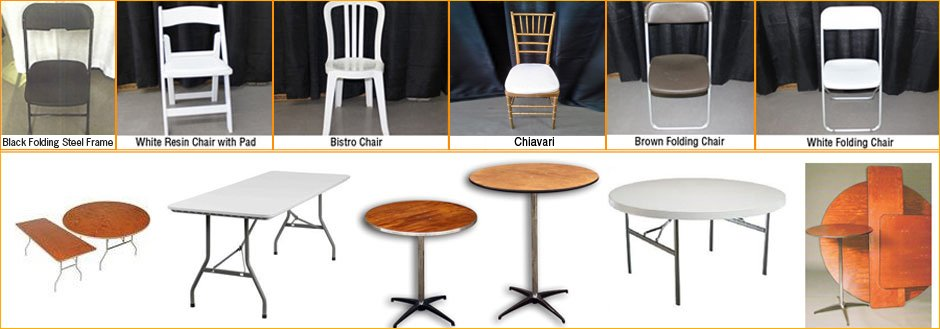 places to rent tables and chairs antique wood chair jacksonville table rentals near me