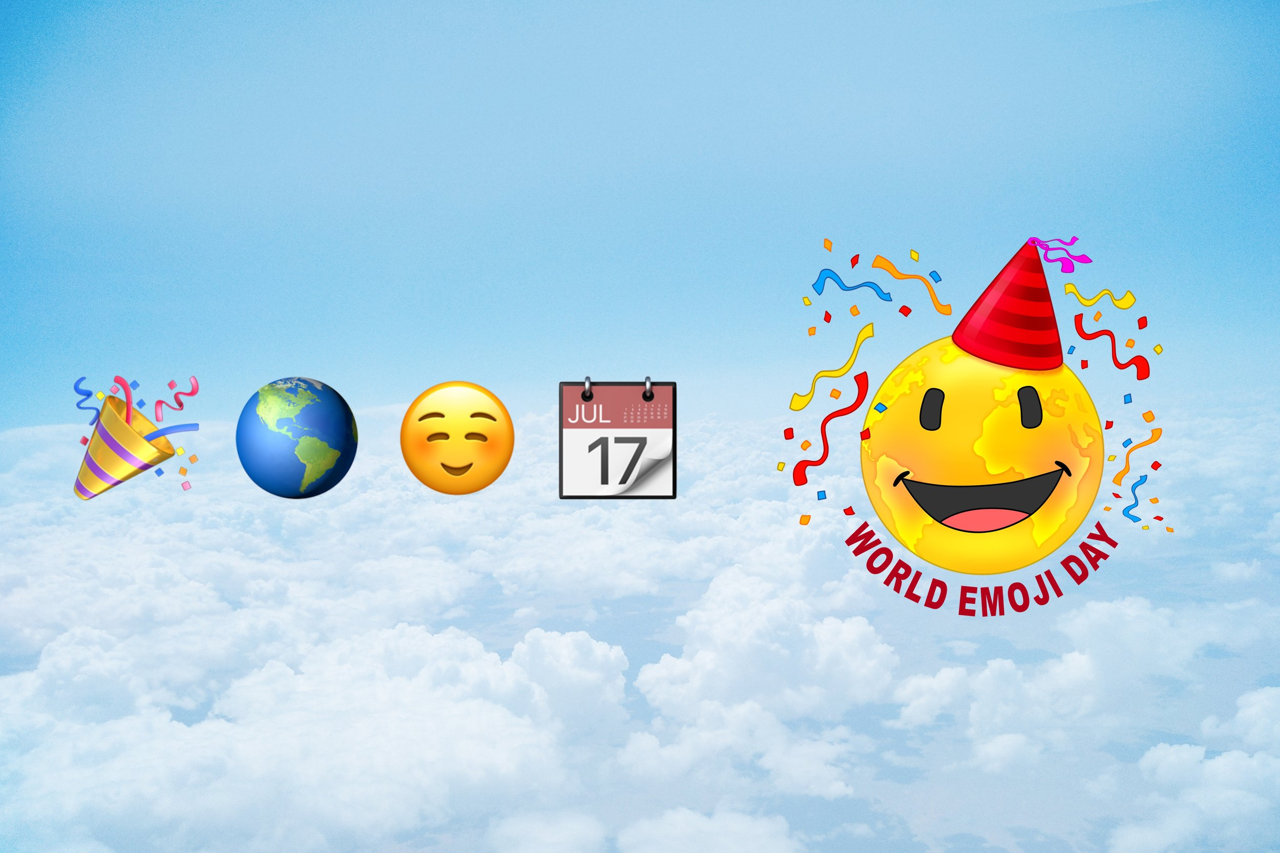 world emoji day july
