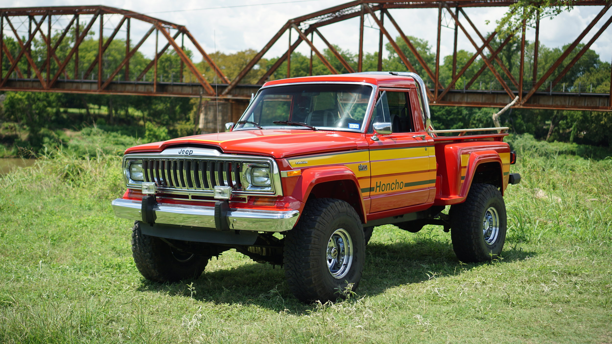 1981 jeep j10 pick up [ 2500 x 1407 Pixel ]