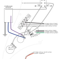 And Wiring Diagram Ruud Dual Fuel Heat Pump Pickguard Diagrams James Tyler Guitars Ssh W Bypass