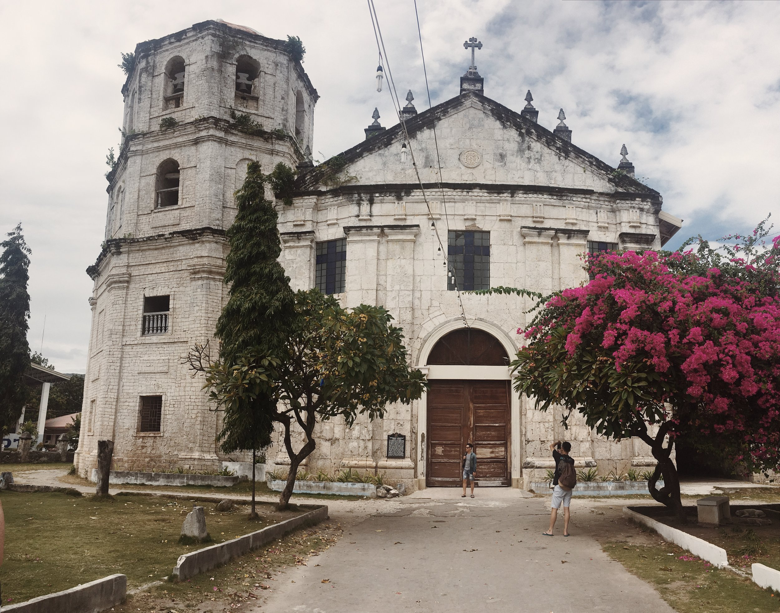 A Visit To Cebu's Historical Place: Cuartel and Baluarte 2