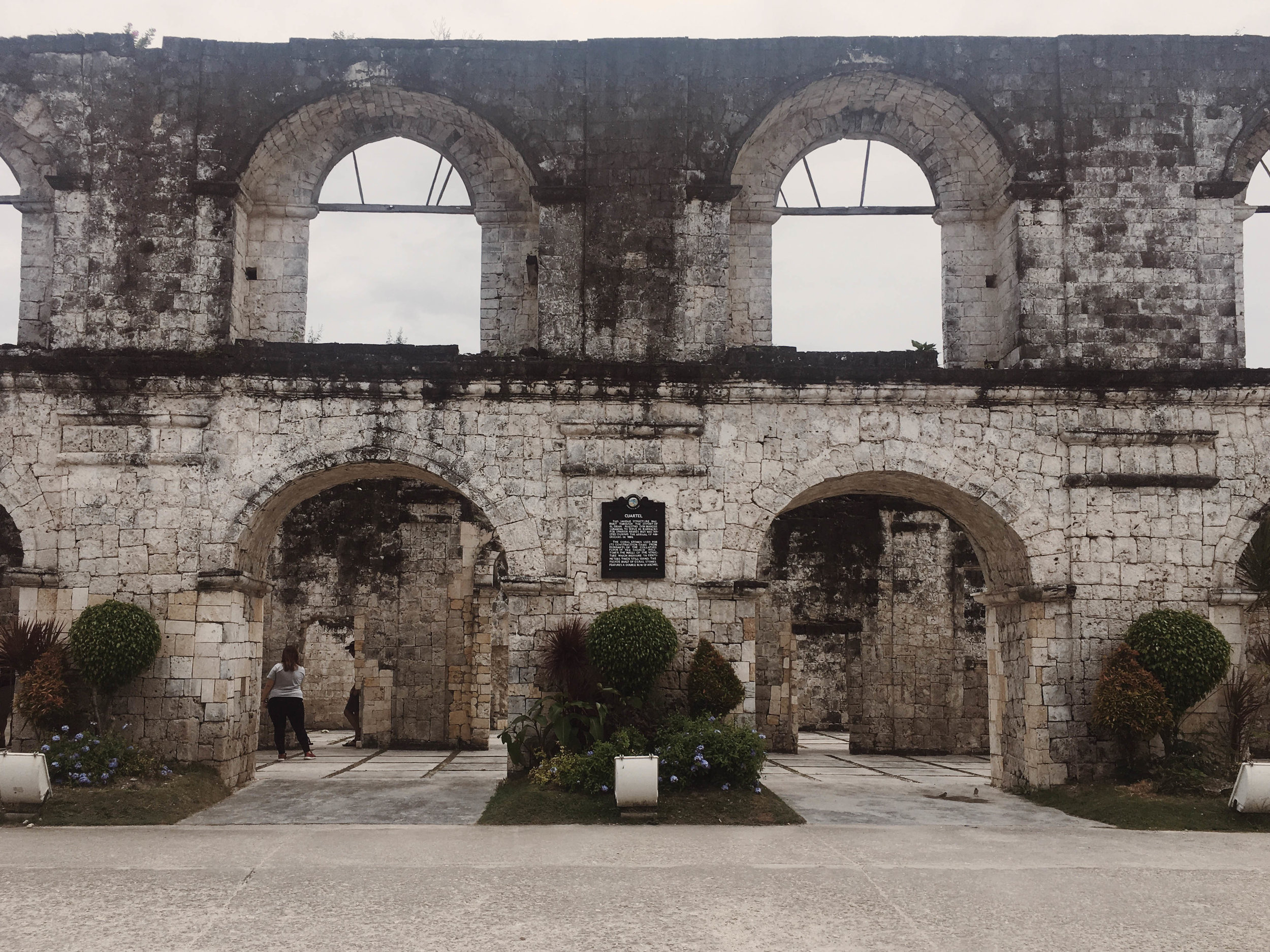 A Visit To Cebu's Historical Place: Cuartel and Baluarte 7