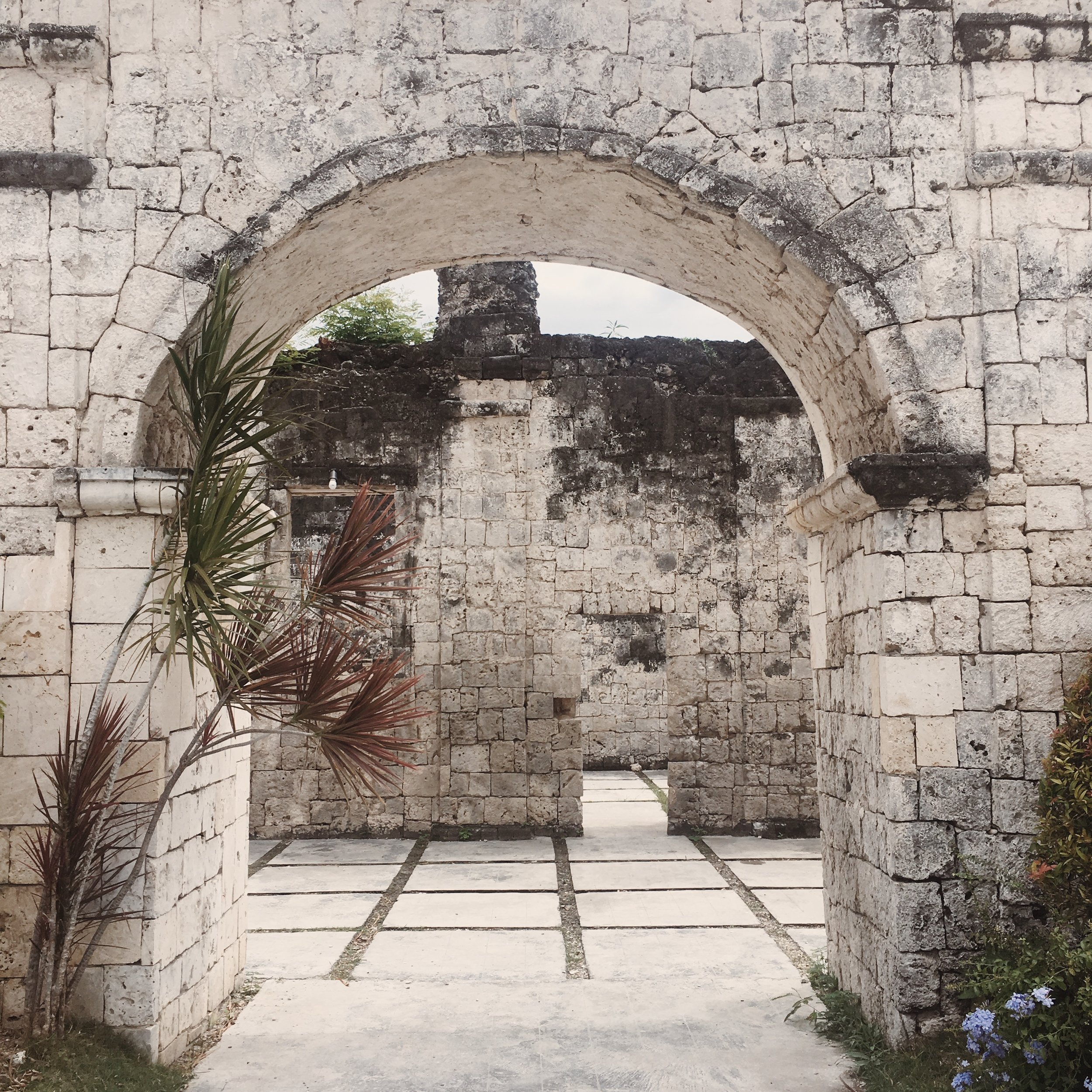A Visit To Cebu's Historical Place: Cuartel and Baluarte 10