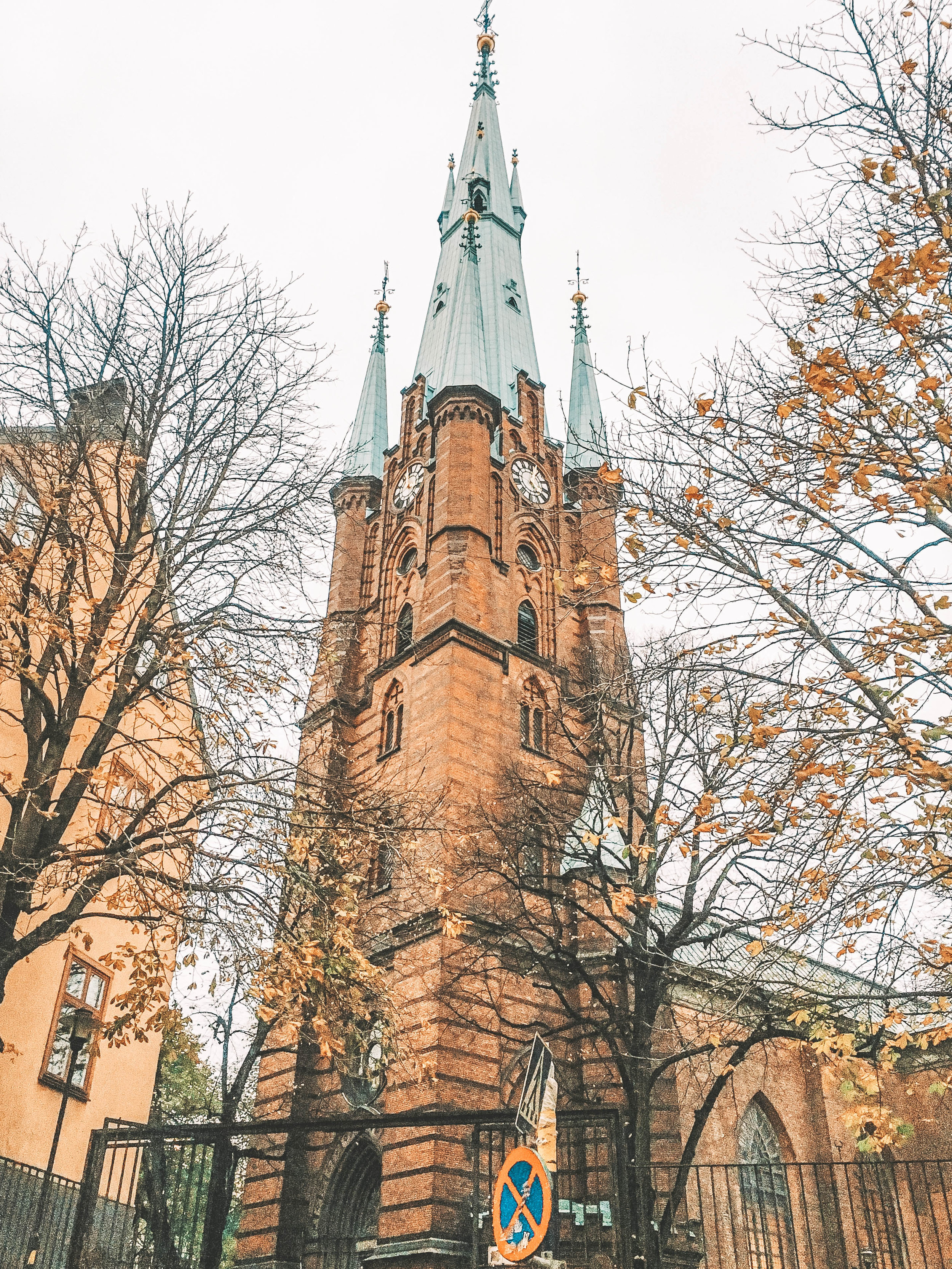 Photo Diary: Autumn in Stockholm, Sweden 2