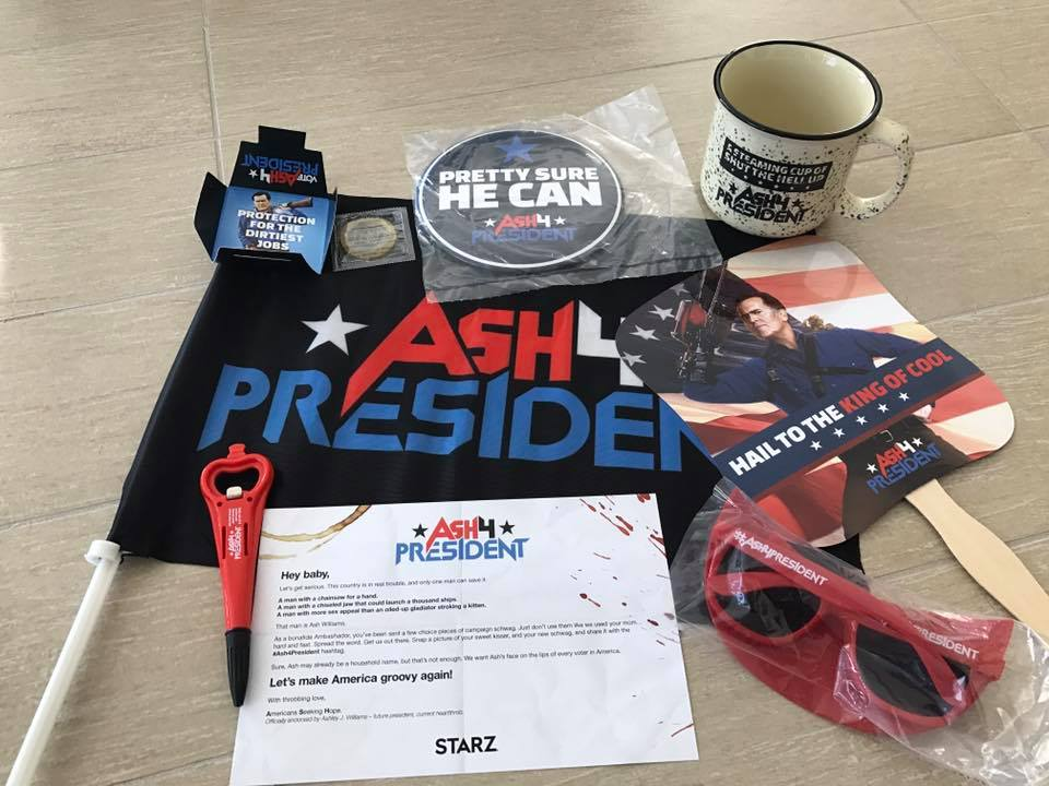ash 4 president integrated